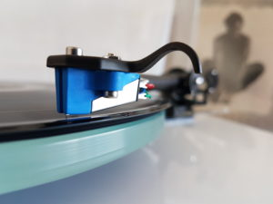 Rega Planar 3 - Playing