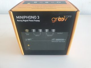 GroovCare Mini Phono