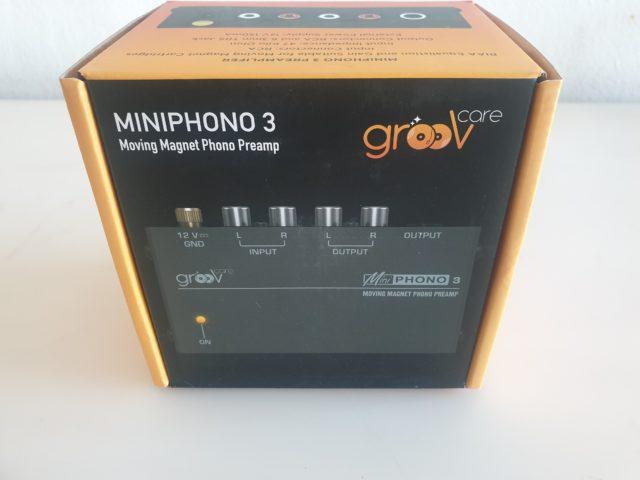 GroovCare Mini Phono