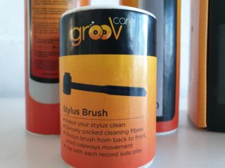 GroovCare Stylus Brush