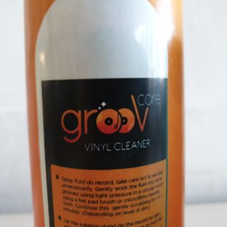 GroovCare Record Cleaner
