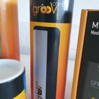 GroovCare Record Brush