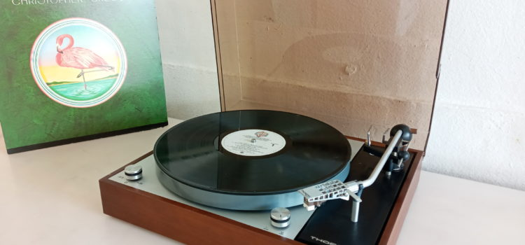 Sold: Thorens TD150 MkII Belt Drive Turntable