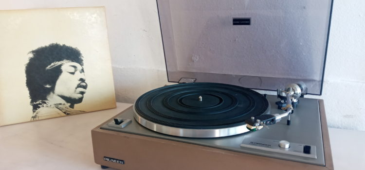 Sold: Pioneer Prelude Turntable