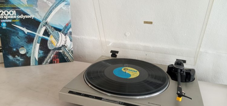 Sold: Pioneer PL-320 Direct Drive Turntable With Auto-return