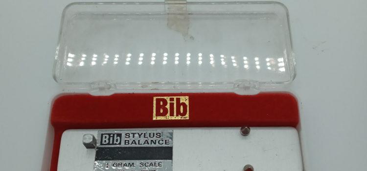 Vintage Accessories: BIB Stylus Balance
