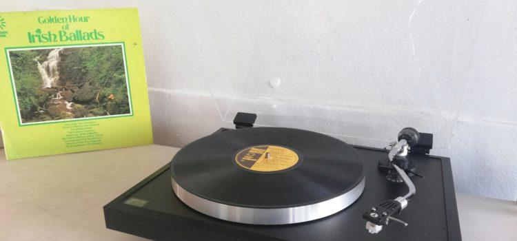 Sold: Linn Basik Turntable with an ADC Tonearm